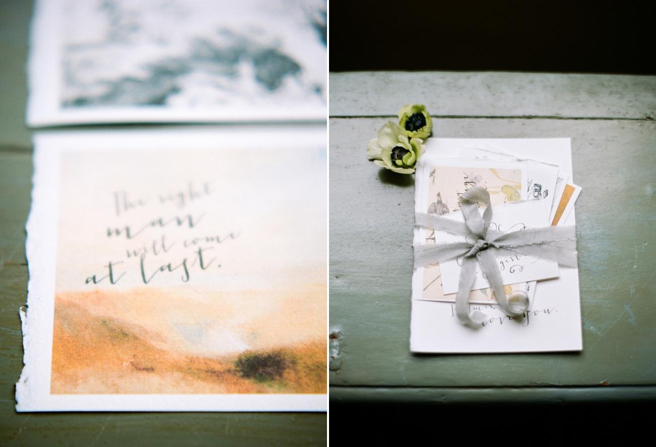 Romantic Italian Wedding Inspiration Shoot
