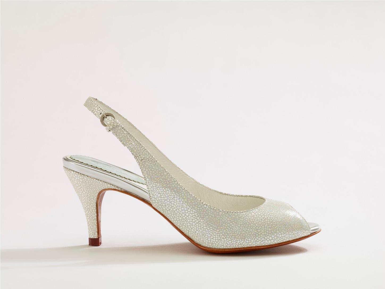 Beautiful Bridal Shoes from Merle & Morris - Astrantia