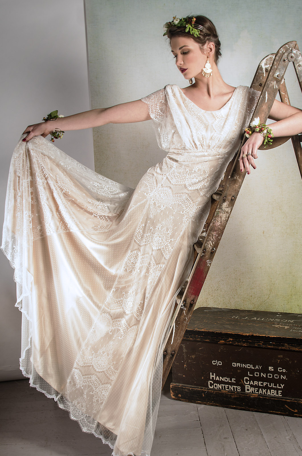 Belle & Bunty's 2014 Bridal Capsule Collection