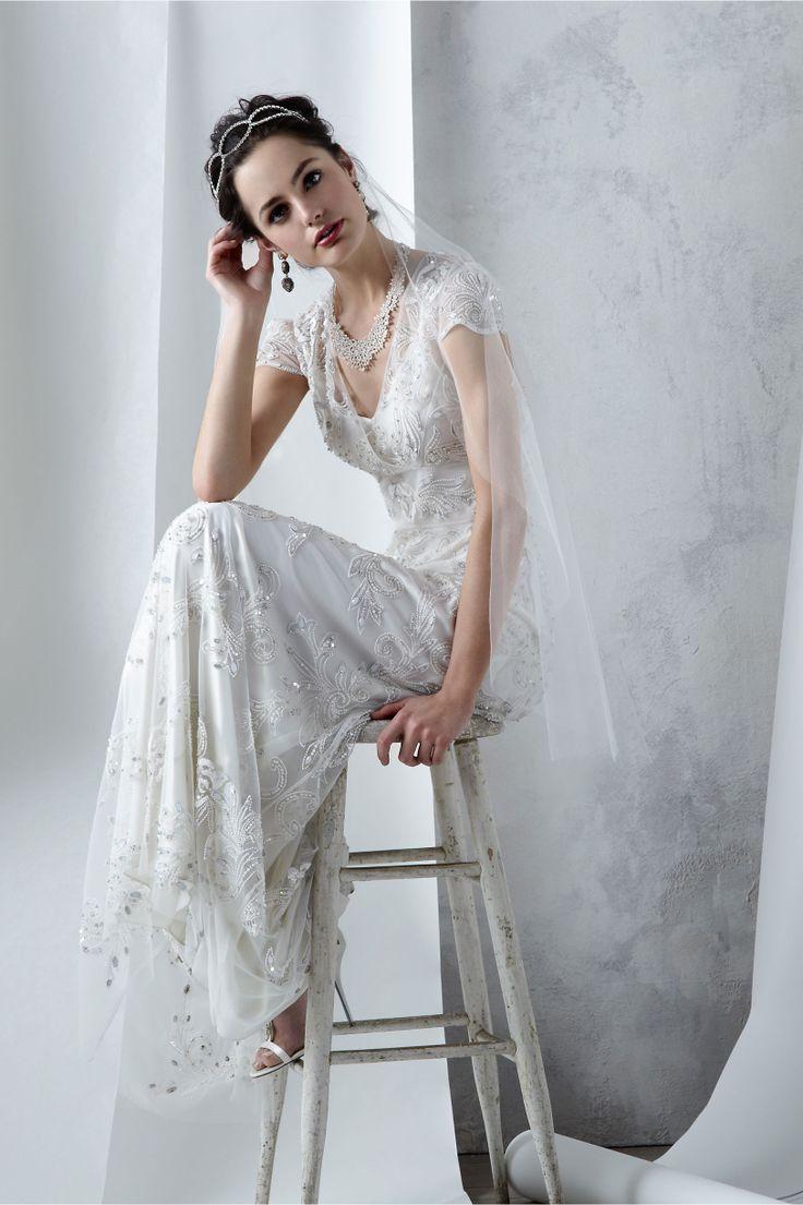 Mira Wedding Dress from BHLDN