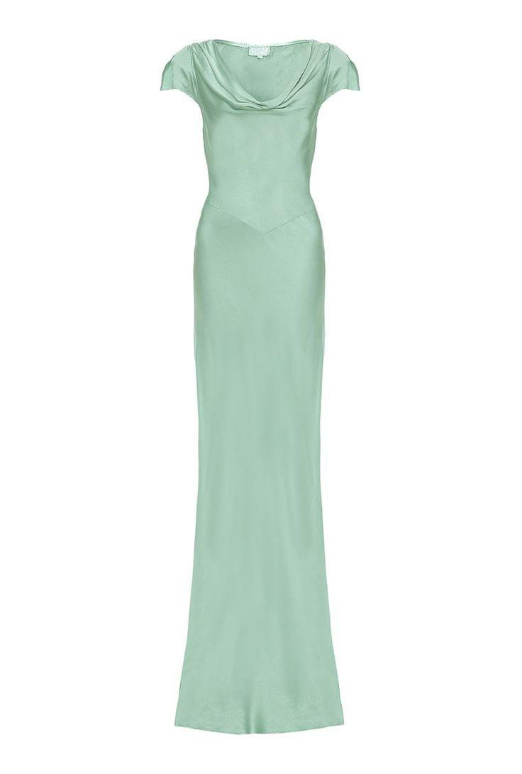 Mint Sylvia Dress