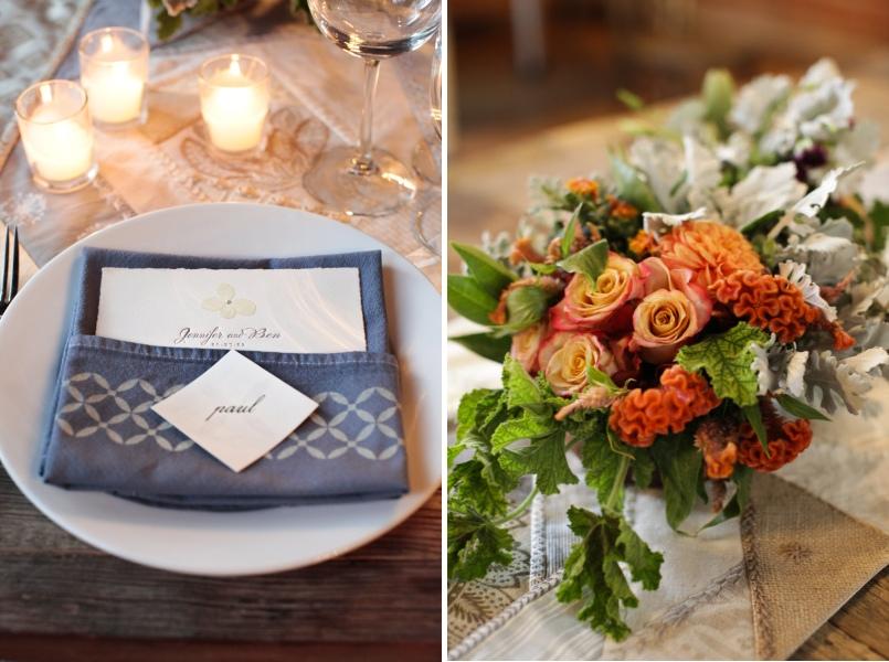 Simply Elegant Table Setting