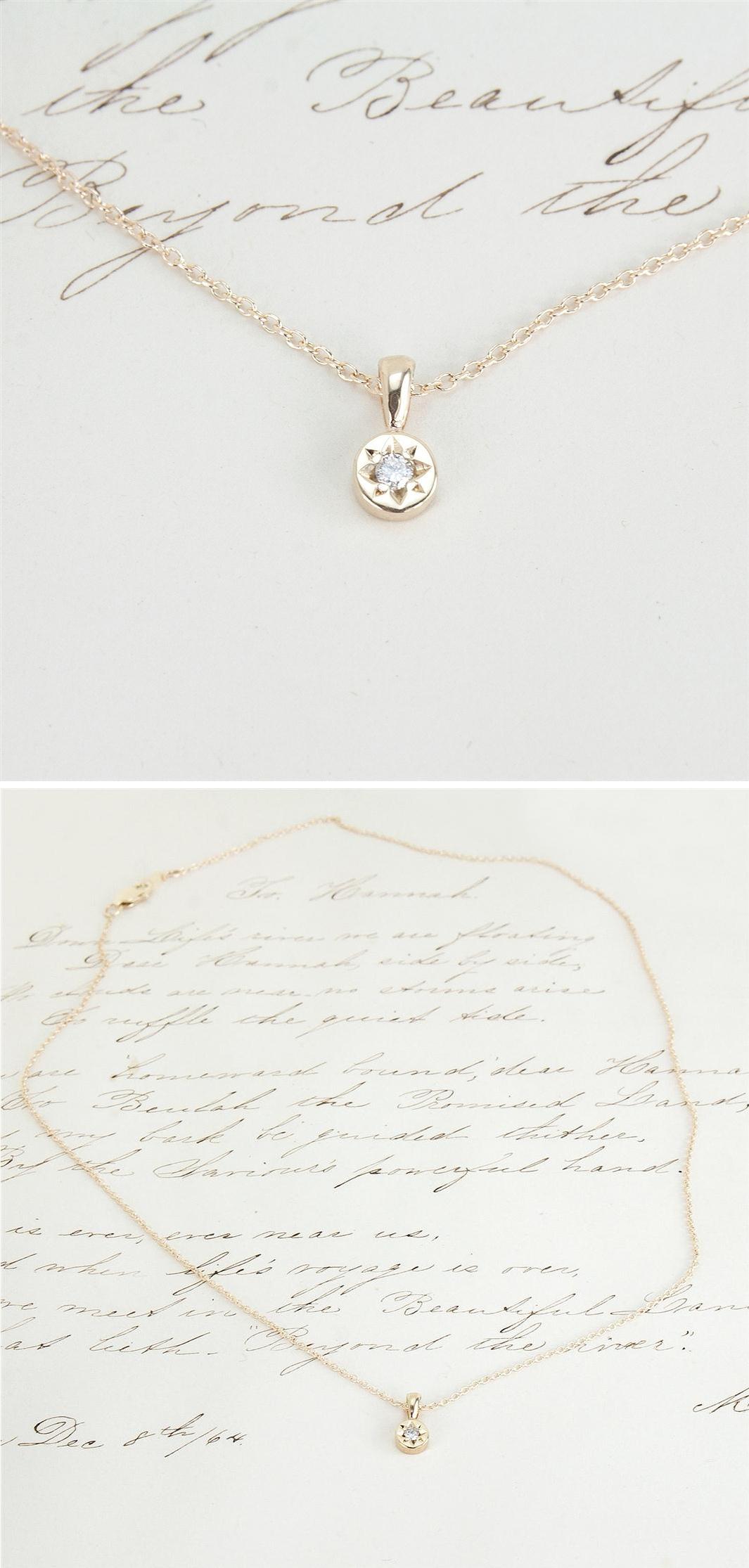 Erica Weiner 1909 Gypsy Spark Necklace