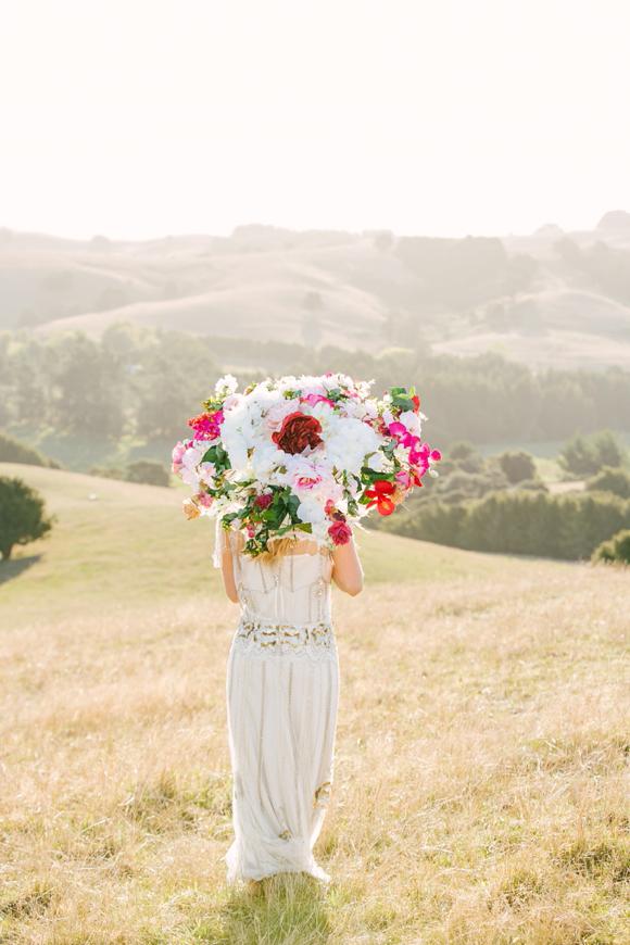 Incredible Bridal Parasol