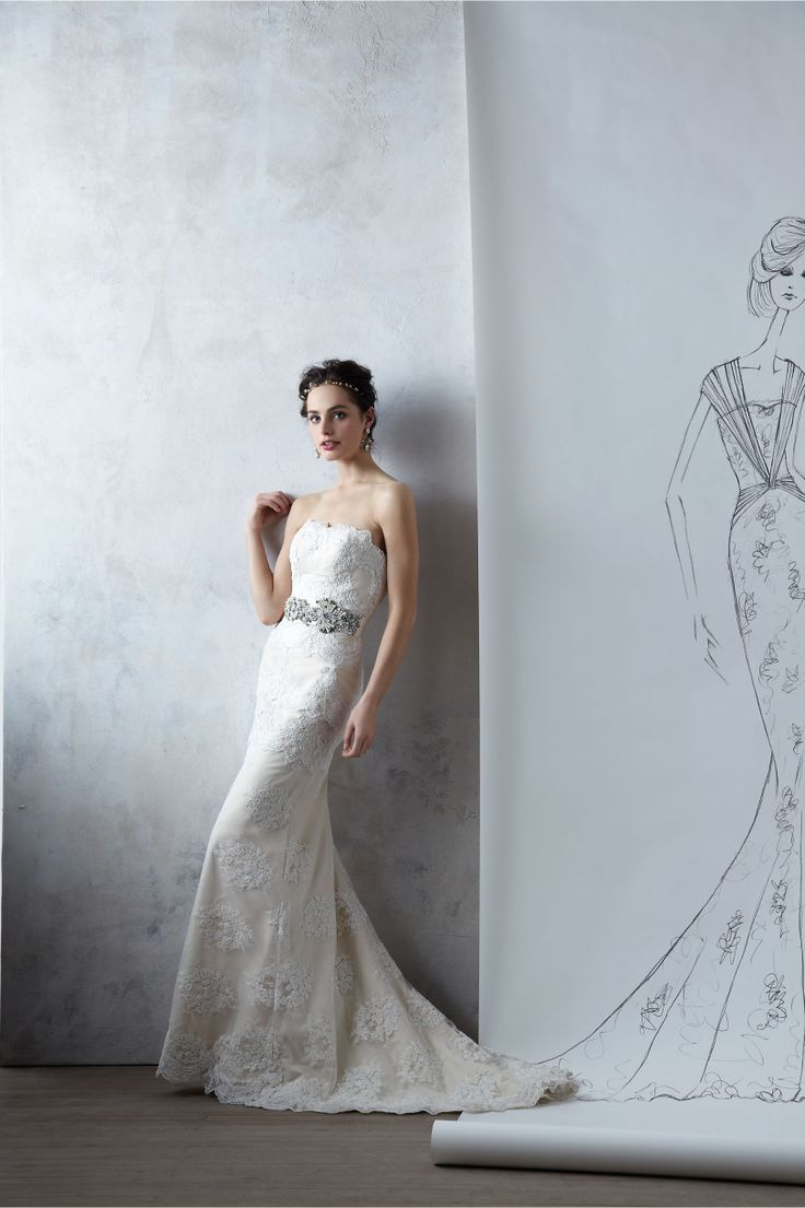 Honora Wedding Dress from BHLDN