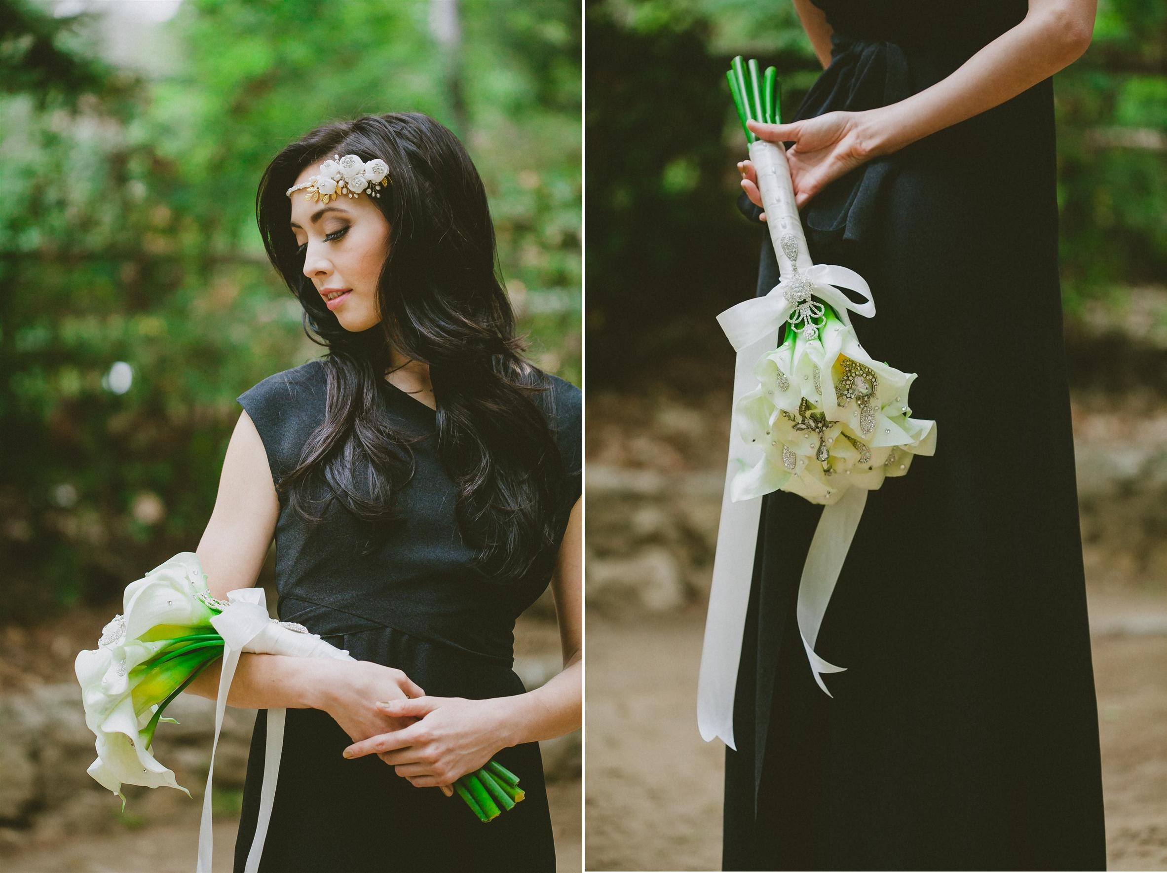 Noaki's 2014 Collection of Bouquets & Accessories