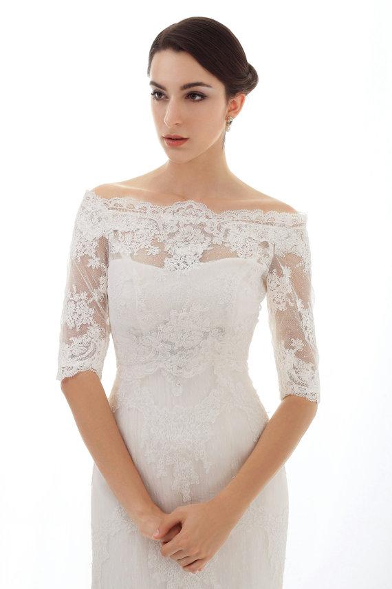 Wanlu Bridal Jacket Alex