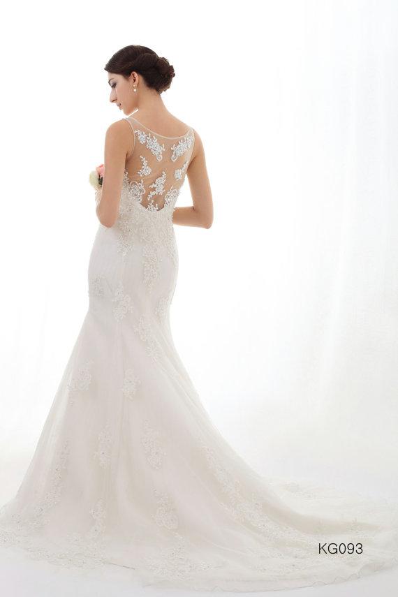Wanlu Bridal Spring 2014 Kirsten Wedding Dress