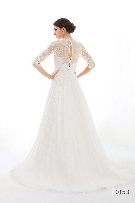 Wanlu Bridal Spring 2014 Liesel Wedding Dress