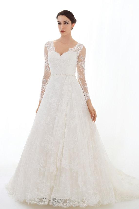 Wanlu Bridal Spring 2014 Louisa Wedding Dress