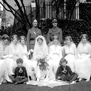 Chic Vintage Edwardian Bride - Clarissa Tennant