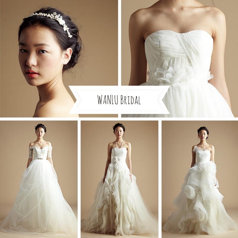 Introducing Wanlu Bridal - Chic Vintage Brides : Chic Vintage Brides
