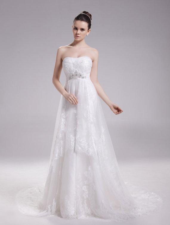 Wanlu Bridal Summer 2014 Marie Wedding Dress