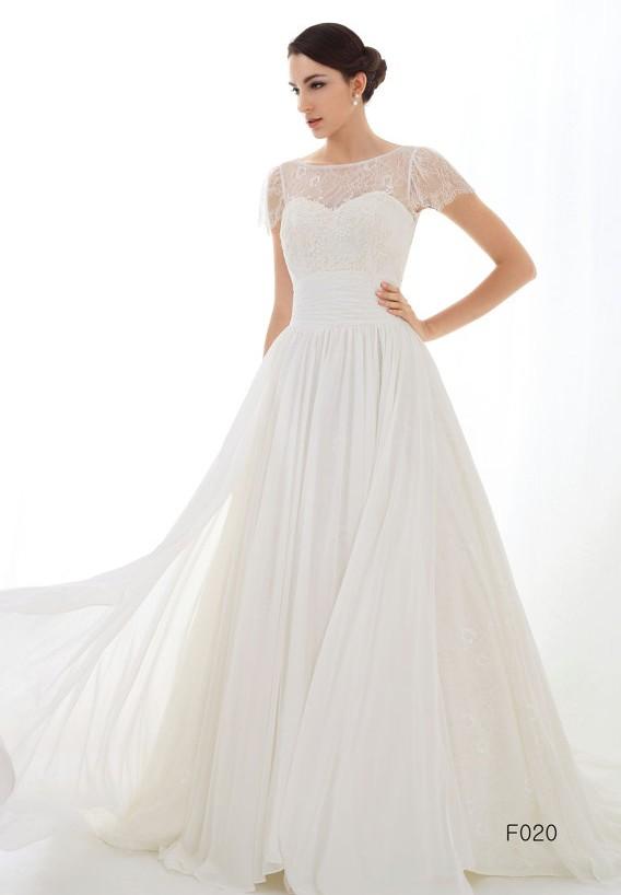 Wanlu Bridal Spring 2014 Lillian Wedding Dress