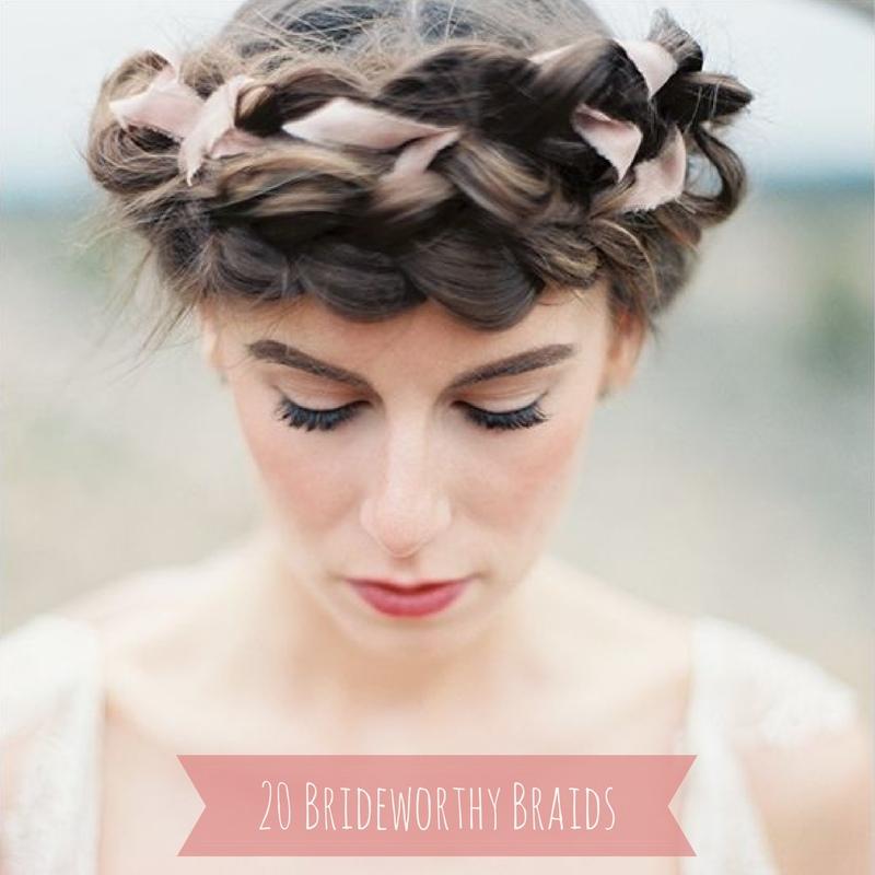 20 Brideworthy Braids