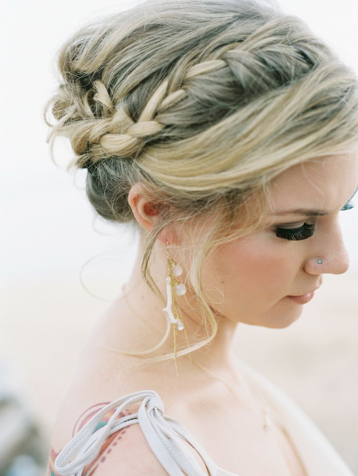 20 Beautiful And Bride Worthy Braids