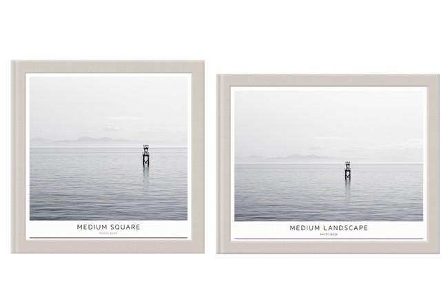 MILK Medium Square or landscape photobooks