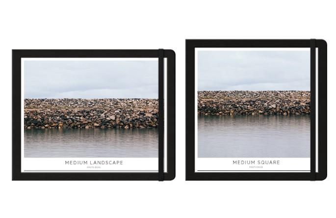 MILK Medium Photobooks