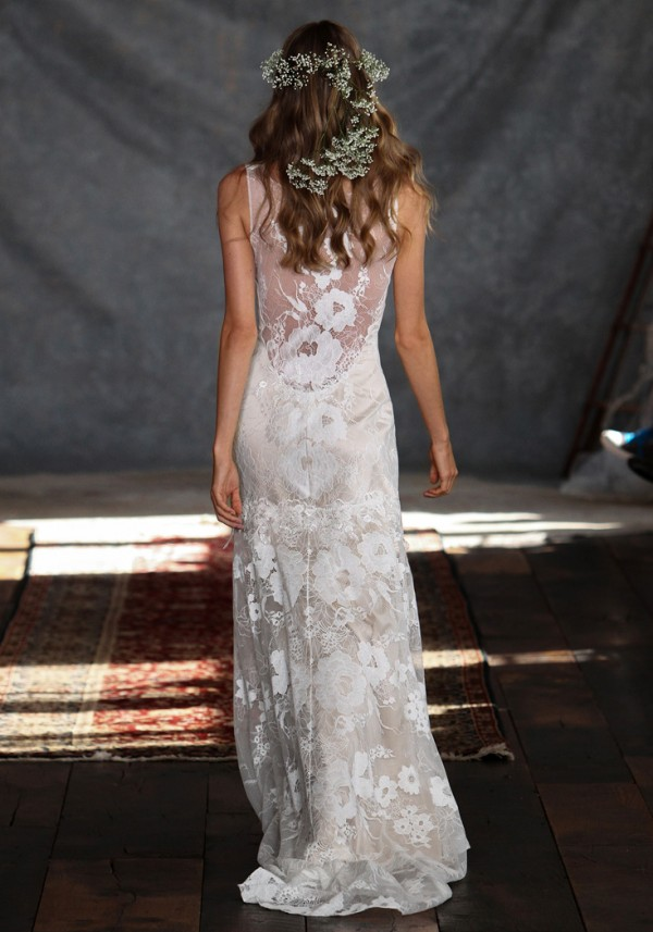 Romantique Claire Pettibone's 2015 Collection - Gardenia