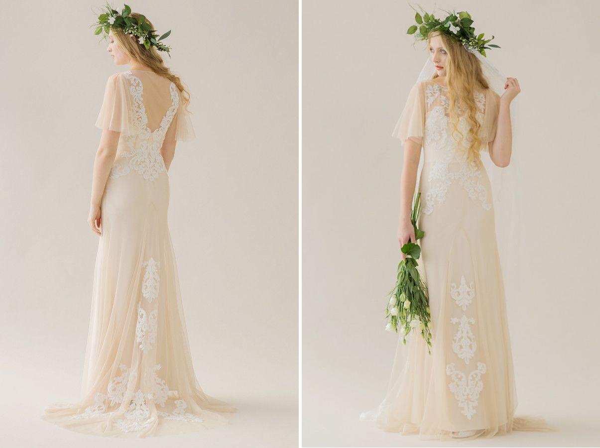 'Young Love' Rue De Seine's 2015 Bridal Collection - Colette Dress