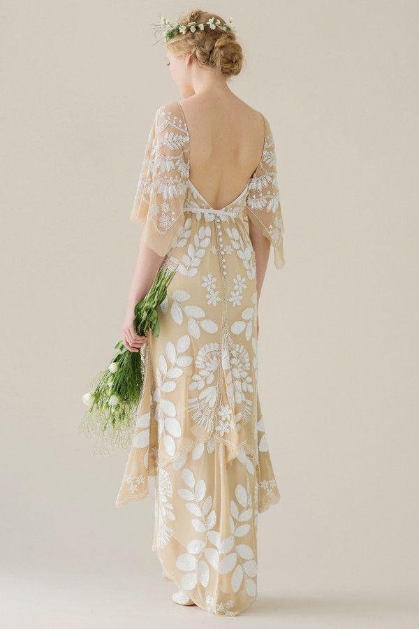'Young Love' Rue De Seine's 2015 Bridal Collection - Dahlia Dress