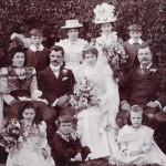 Chic Vintage Edwardian Bride - Florence Savage