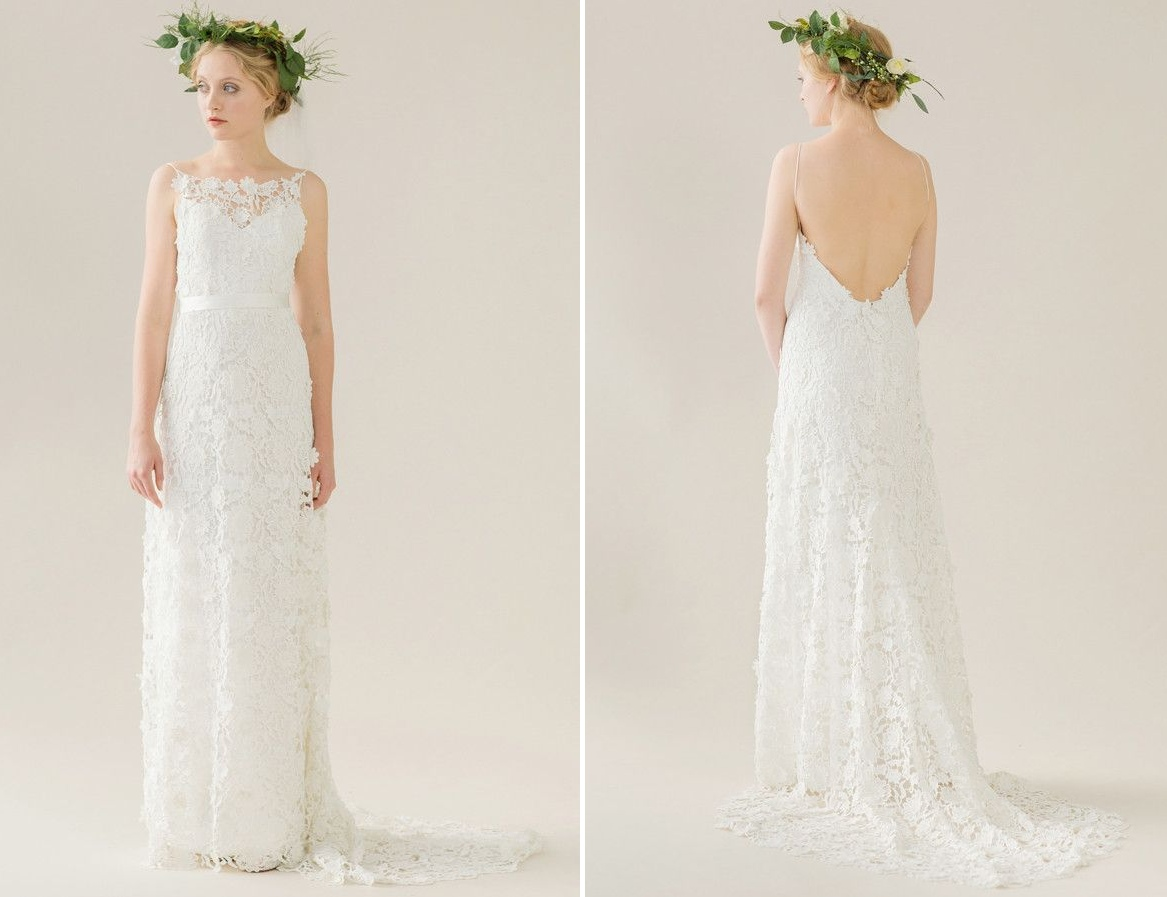'Young Love' Rue De Seine's 2015 Bridal Collection - Hannah Dress