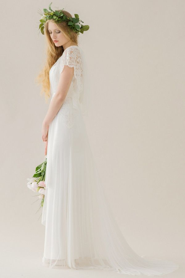 'Young Love' Rue De Seine's 2015 Bridal Collection - Helena Dress