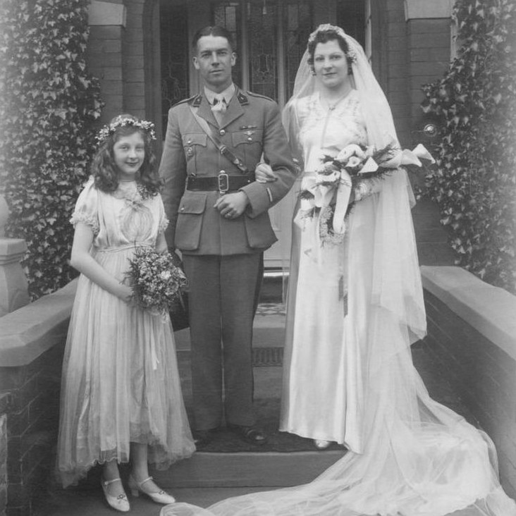 Vintage Wedding Dresses 1930 S 1940 S: Chic Vintage Brides : Chic
