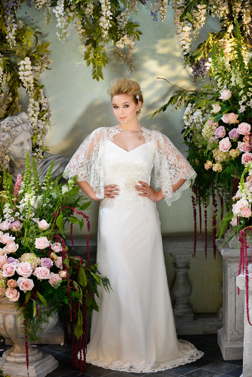 Serenade Wedding Dress from Terry Fox's Siren Song Collection