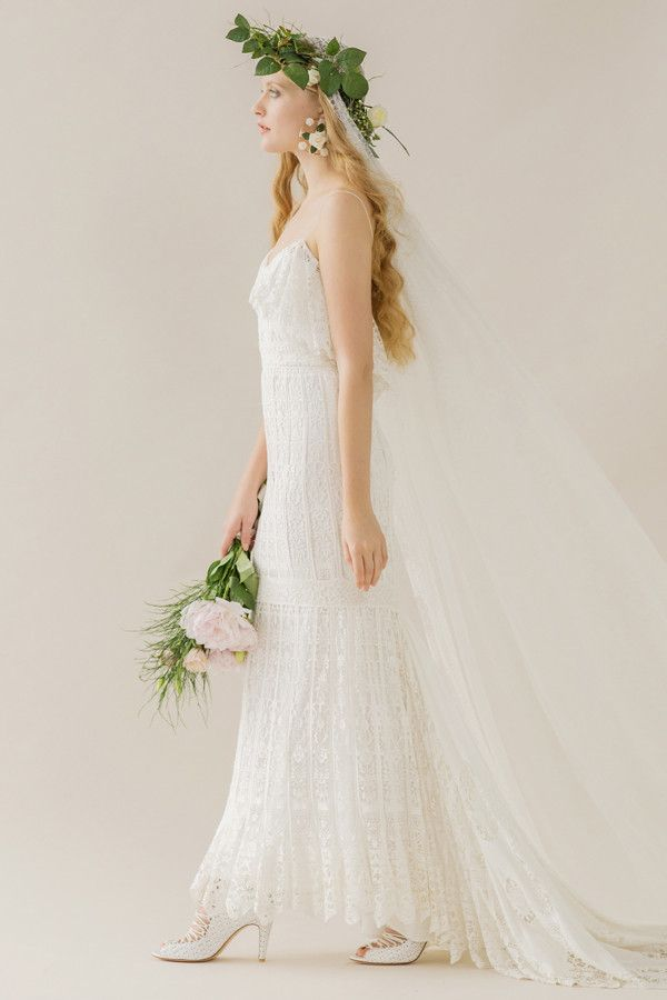 'Young Love' Rue De Seine's 2015 Bridal Collection - Willow Dress