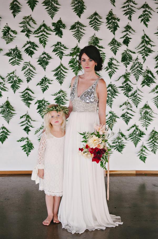 Snippets, Whispers & Ribbons - Flower Girl Dress