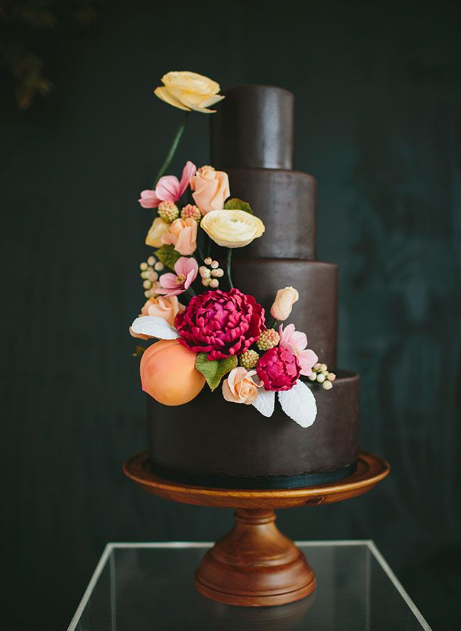 Snippets, Whispers & Ribbons - 5 Ideas for Creating Amazing Autumn Wedding Cakes