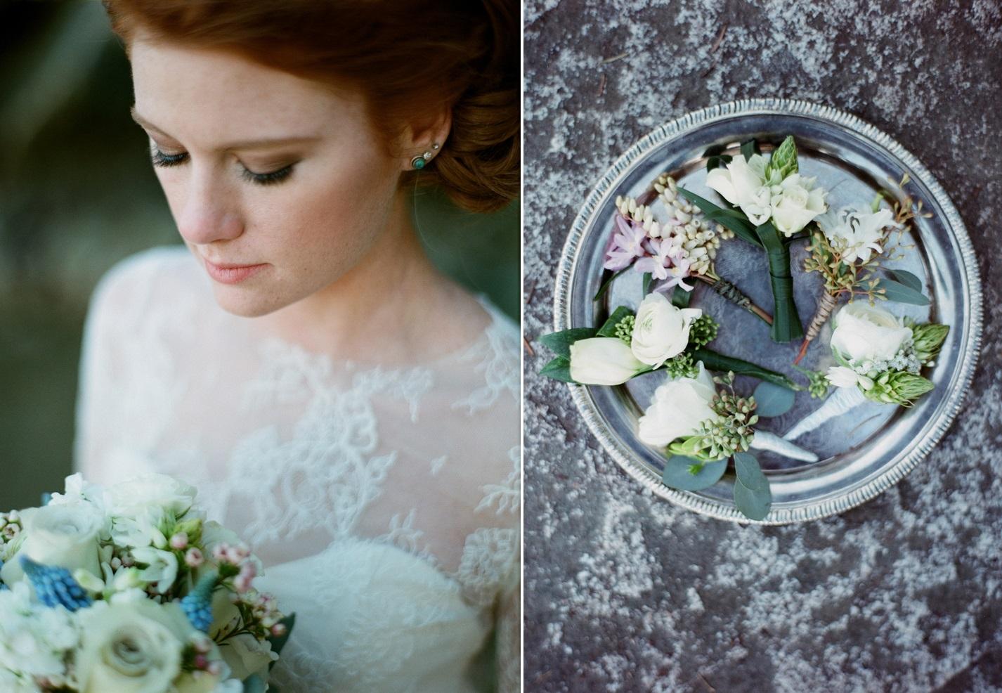Beautiful Beach Bridal Inspiration Shoot from Kirill Bordon Photography
