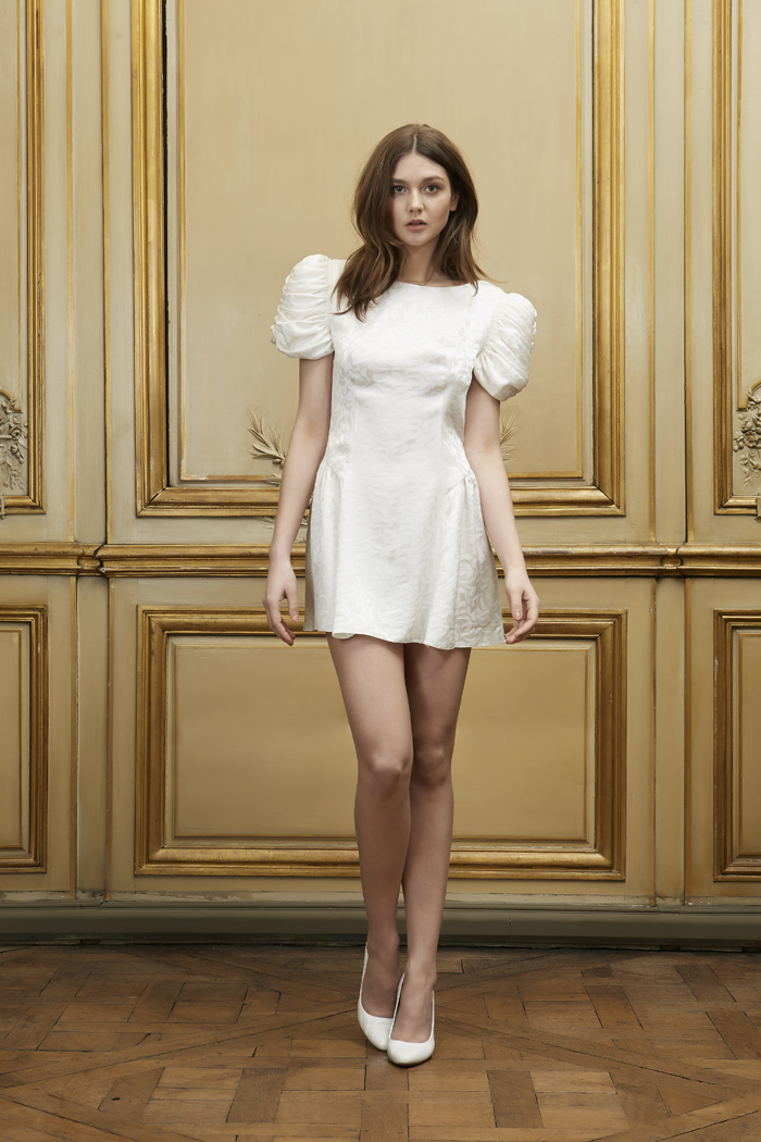 The 2015 Bridal Collection from Delphine Manivet - Alois