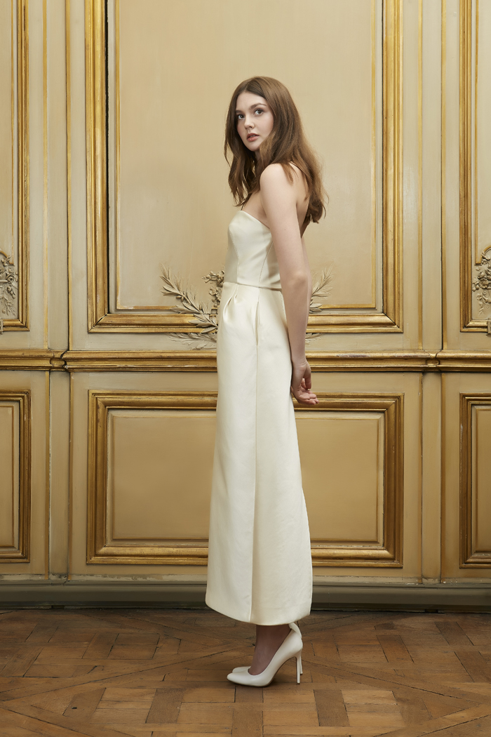 The 2015 Bridal Collection from Delphine Manivet - BASIL