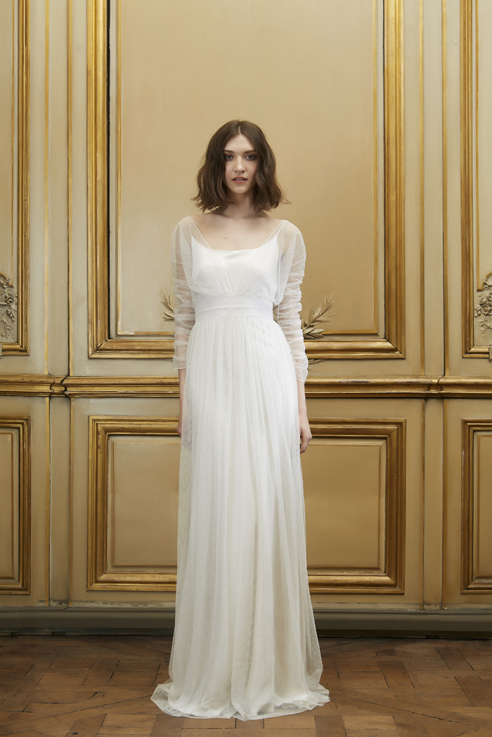The 2015 Bridal Collection from Delphine Manivet - Joshua