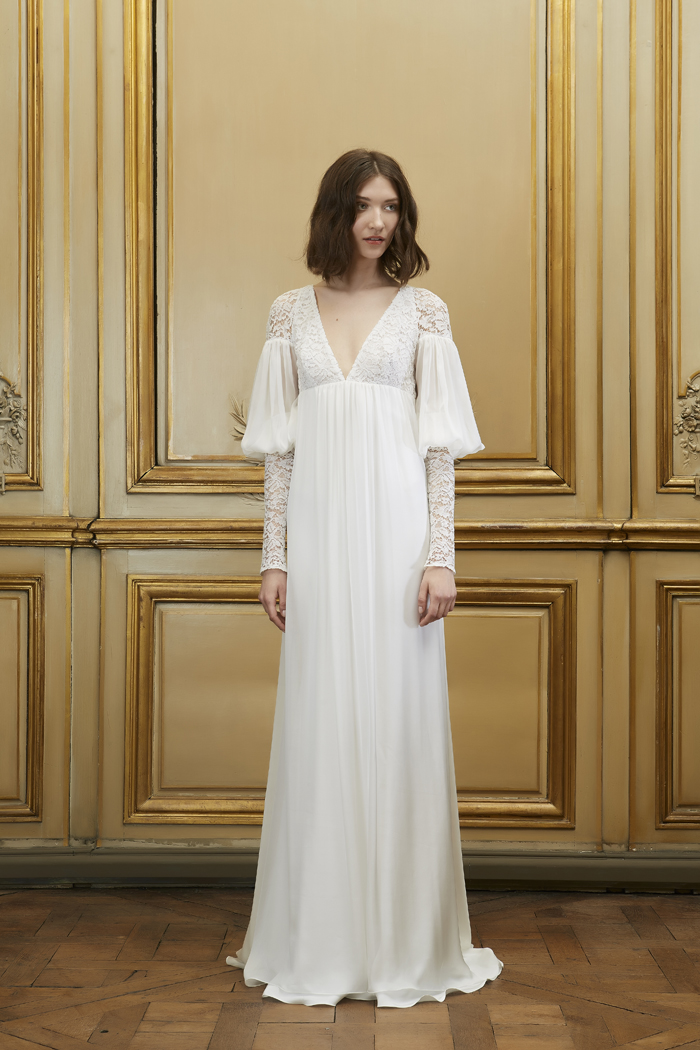The 2015 Bridal Collection from Delphine Manivet - Maurice