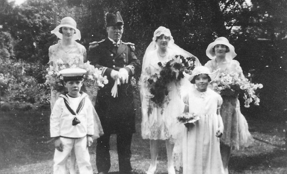 Chic Vintage 1920s Wedding