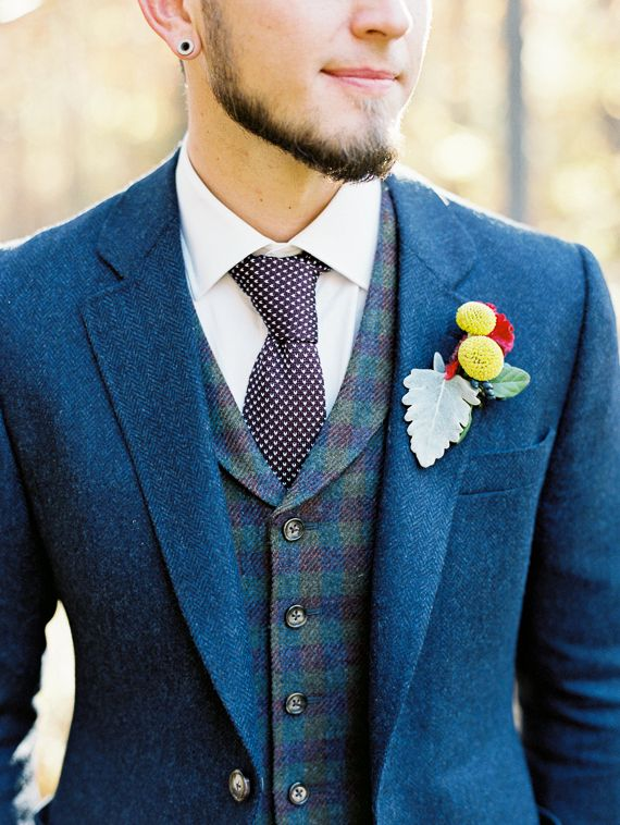 10 Ways to Style Your Groom (and his men) Vintage : Chic Vintage ...