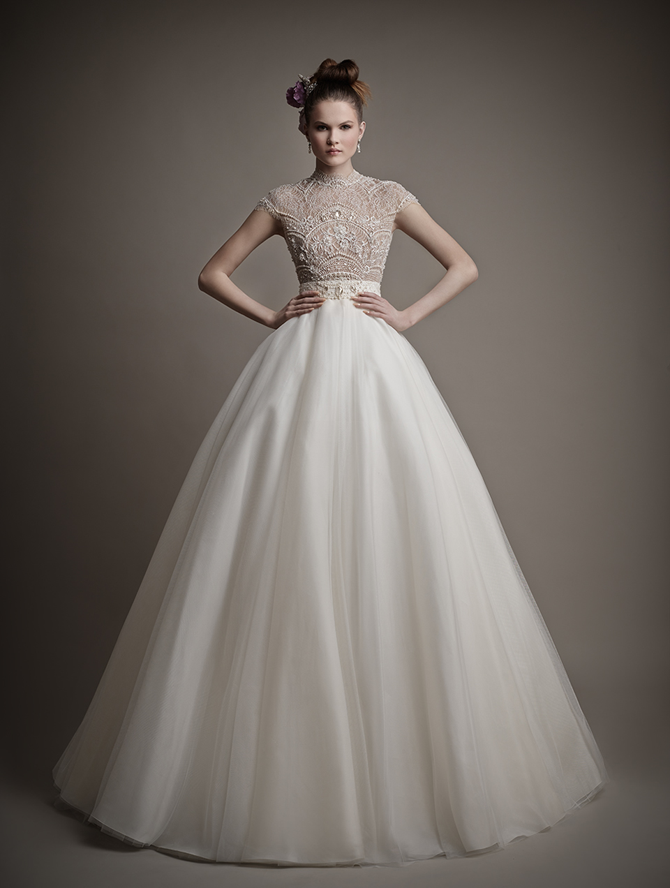 Ersa Atelier's 2015 Bridal Collection - Margaret Wedding Dress