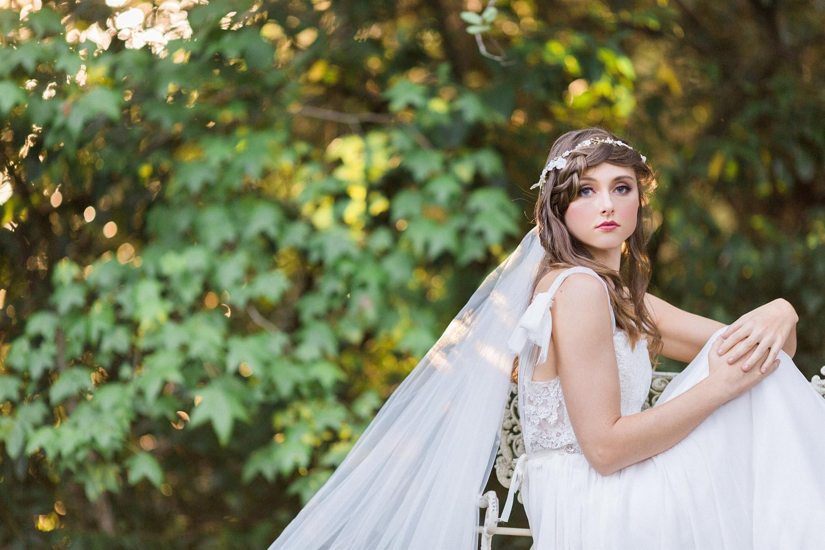 """Enchanted Forest"" - Autumn Wedding Inspiration from We are Origami Photography"
