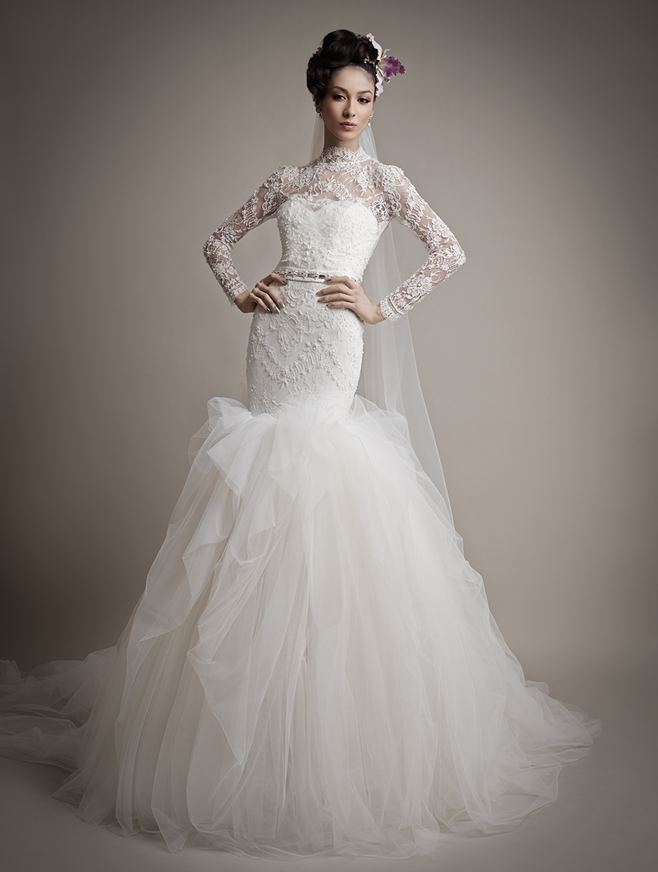 Ersa Atelier's 2015 Bridal Collection - Catherina Wedding Dress