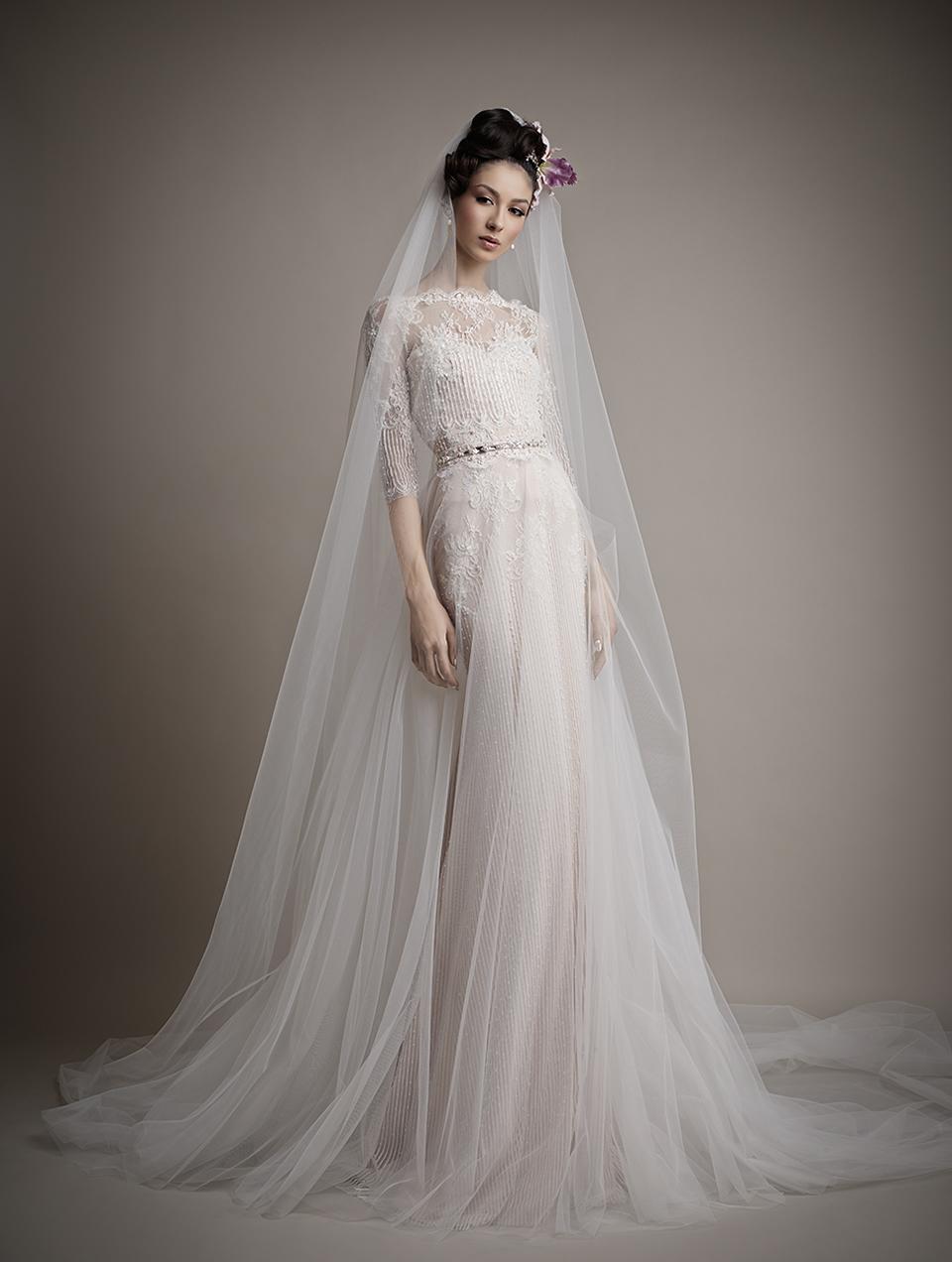 Ersa Atelier's 2015 Collection - Melisse Wedding Dress
