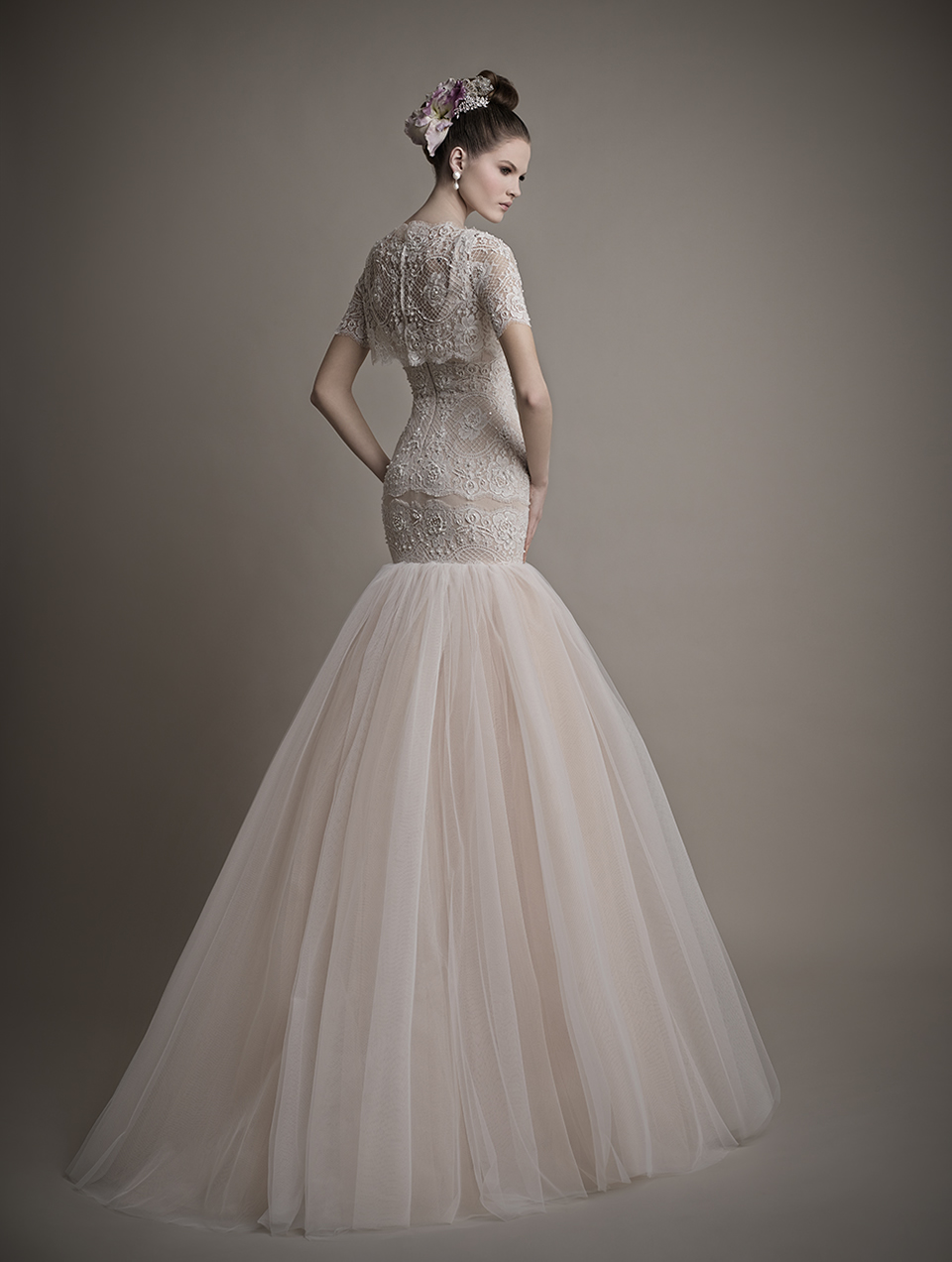 Ersa Atelier's 2015 Bridal Collection - Elizabeth Wedding Dress
