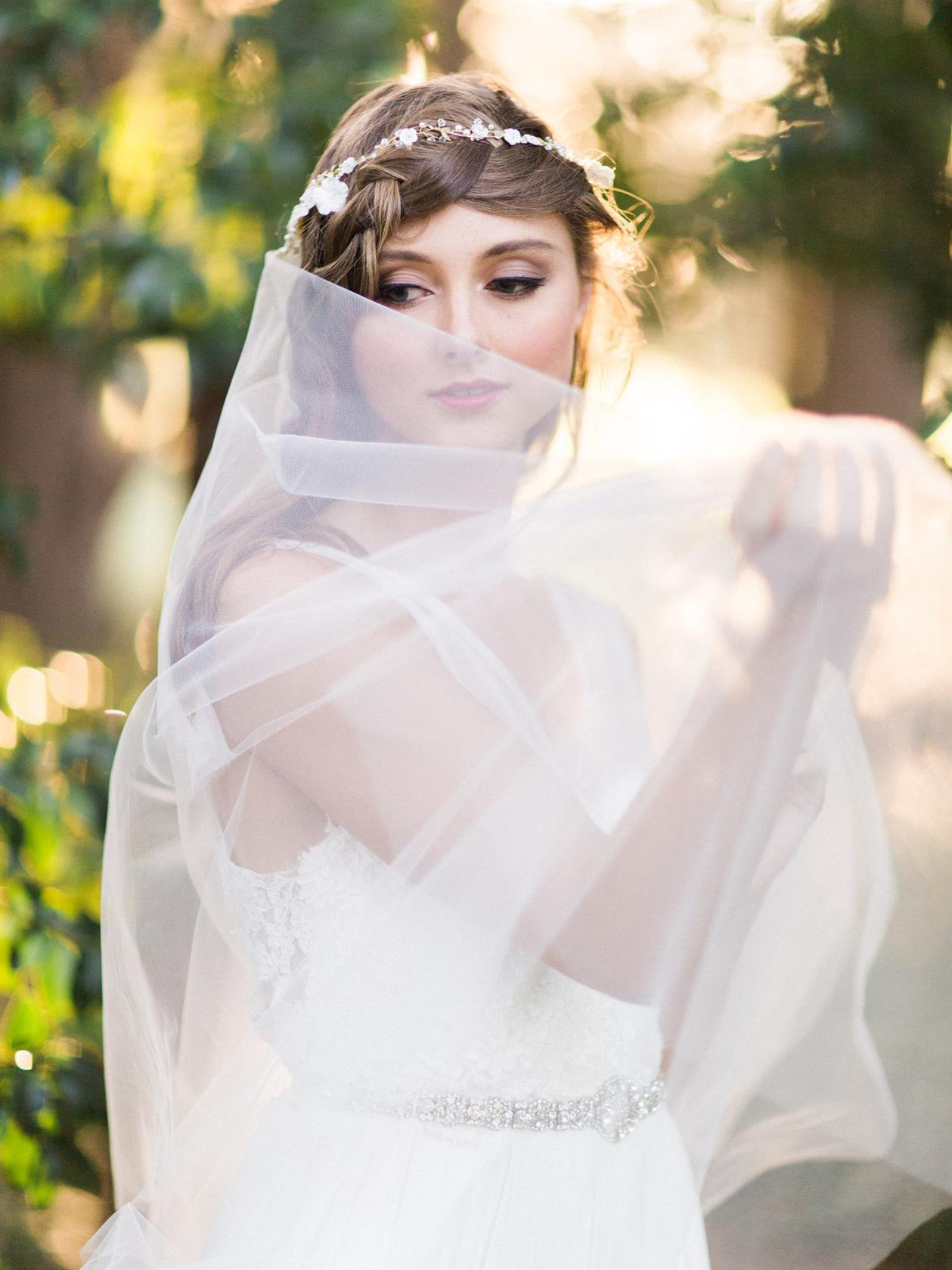 """""""Enchanted Forest"""" - Autumn Wedding Inspiration from We are Origami Photography"""