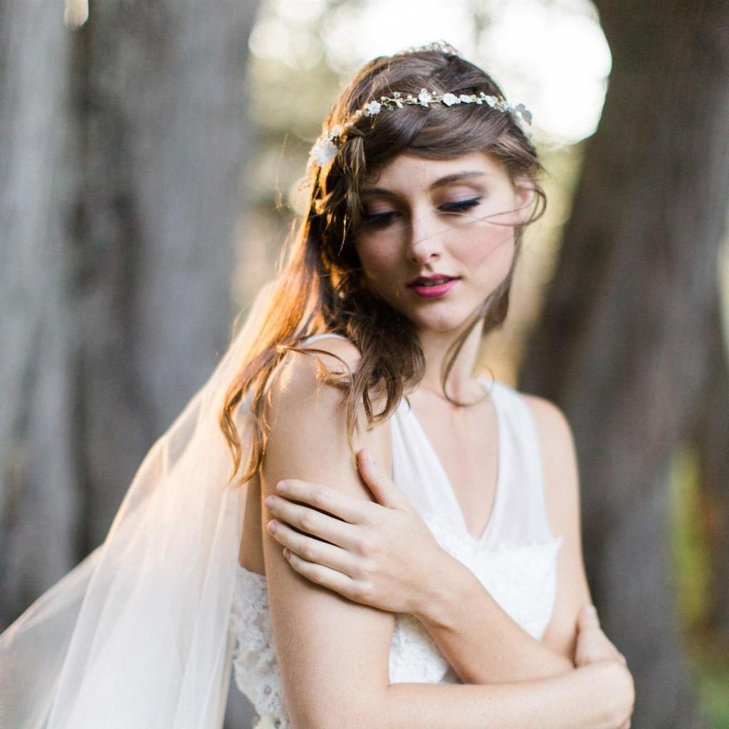 Enchanted Forest - Ethereal Autumn Wedding Inspiration