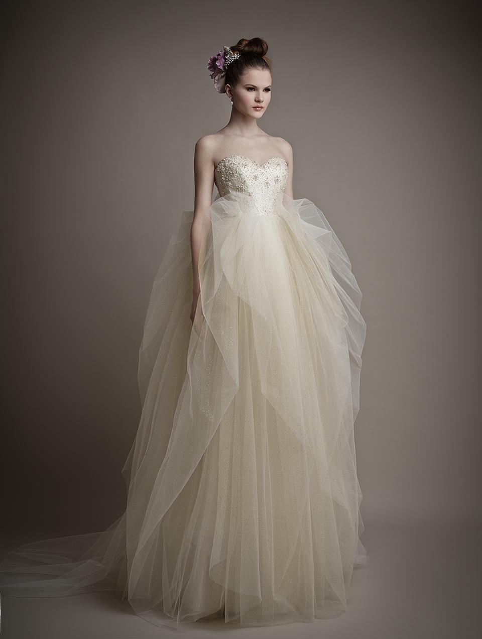 Ersa Atelier's 2015 Bridal Collection - Heleni Wedding Dress