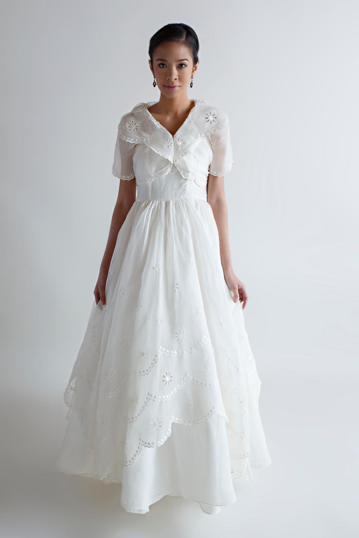 Beloved Vintage Bridal - Maryella Wedding Dress