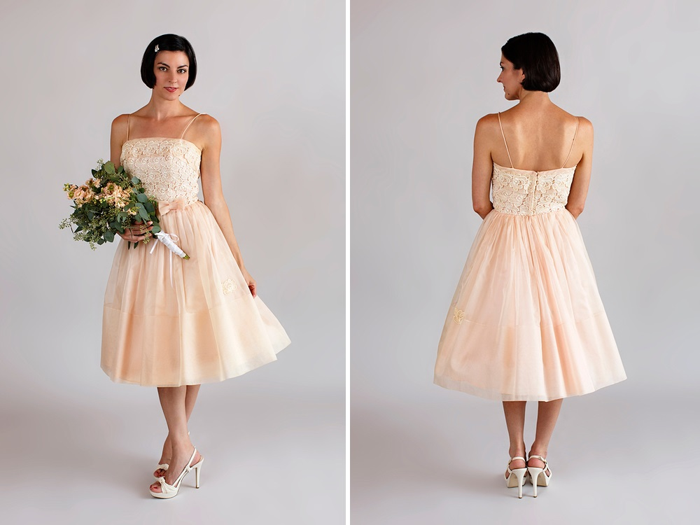 Beautiful Vintage Wedding Dresses from Beloved Vintage Bridal ...